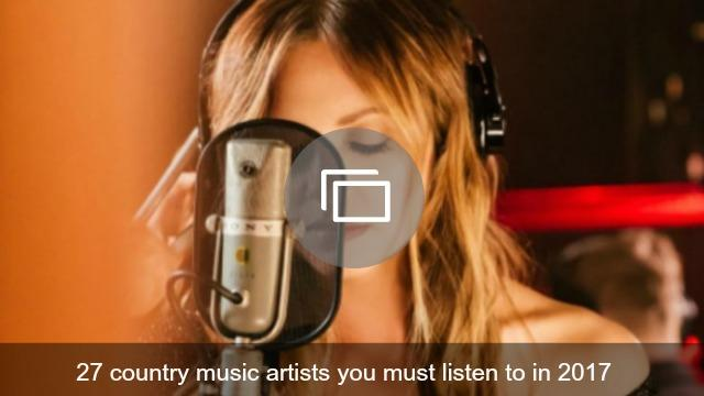 country artists 2017