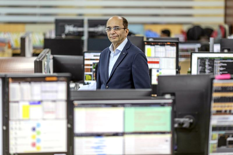 """(Bloomberg) -- Kamal Mahajan is going contrarian again on Indian bonds. His last call, a big short, helped Bank of Baroda turn a profit when others were caught up in the worst rout in two decades.This time, he's advancing the case that the Reserve Bank of India will add to its three interest-rate cuts, prolonging a bond rally as Prime Minister Narendra Modi keeps inflation in check. While the consensus forecast is for the 10-year yield to rise toward 7.35% by year end, he expects it to drop to 6.5%.""""We are sensing a tectonic shift in policymaking in the sense that the government is planning income distribution and economic growth through lower interest rates,"""" the head of treasury at India's second-biggest state bank said in an interview. """"With growth remaining decent and inflation low, the 10-year yields are heading lower slowly and we don't see a reversal in yields.""""Underlying Mahajan's call, backed by the $36 billion of funds his team manages, is the conviction that a re-elected Modi will keep to budget deficit targets, allaying concerns that more borrowings will be required to fund measures helping farmers and the poor. The nation's sovereign bonds posted their best monthly gain in May since 2016.The yield of the benchmark 10-year bond fell to a 20-month low in June. Still, some investors doubt the rally will continue given that Modi plans to offer farmers 870 billion rupees ($12.5 billion) of handouts annually, and is planning to guarantee crop prices. Others are also worried that there's a delay in the transfer of surplus funds by the central bank to the government, which may affect the budget.Mahajan argues that the government has a good fiscal and inflation track record. Inflation has dropped to 3.05% from the 11.5% high seen in 2013 before Modi's first term, while the budget deficit fell to 3.4% of gross domestic product for the fiscal year ended in March from 4.8% in 2013.Too Eager""""What we find now is that banks are too eager to book profits or exit positi"""