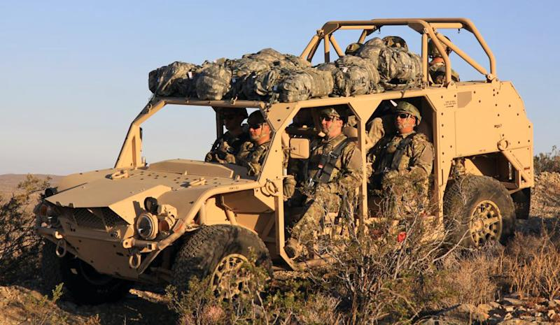 In FY21 budget, US Army restores $200 million cut from night court