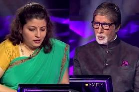 KBC 11: This question on women's cricket for Rs 3.2 lakh made a contestant quit Amitabh Bachchan's show