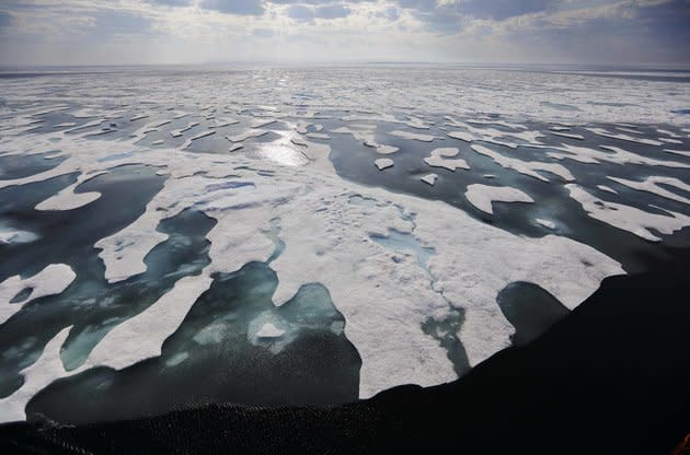 Research published in Science on Jan. 10 linked ocean warming to more rain, increased sea levels, coral reef destruction, declining ocean oxygen levels and declines in ice sheets, glaciers and ice caps in polar environments.