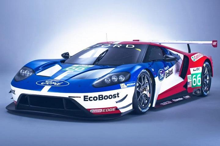 ford gt le mans racecar likely to debut this friday. Black Bedroom Furniture Sets. Home Design Ideas
