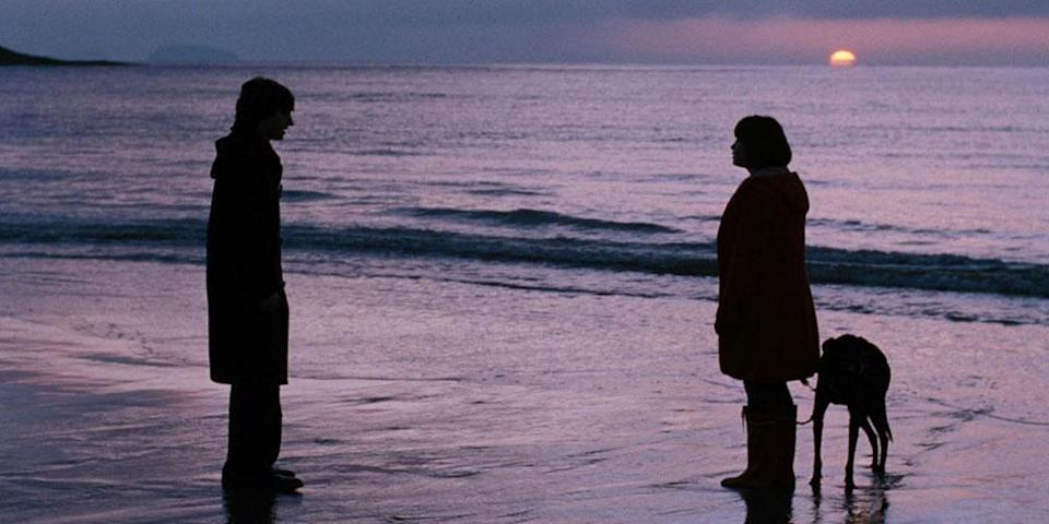 One of the best shots from 'Submarine'. (Credit: Film4)