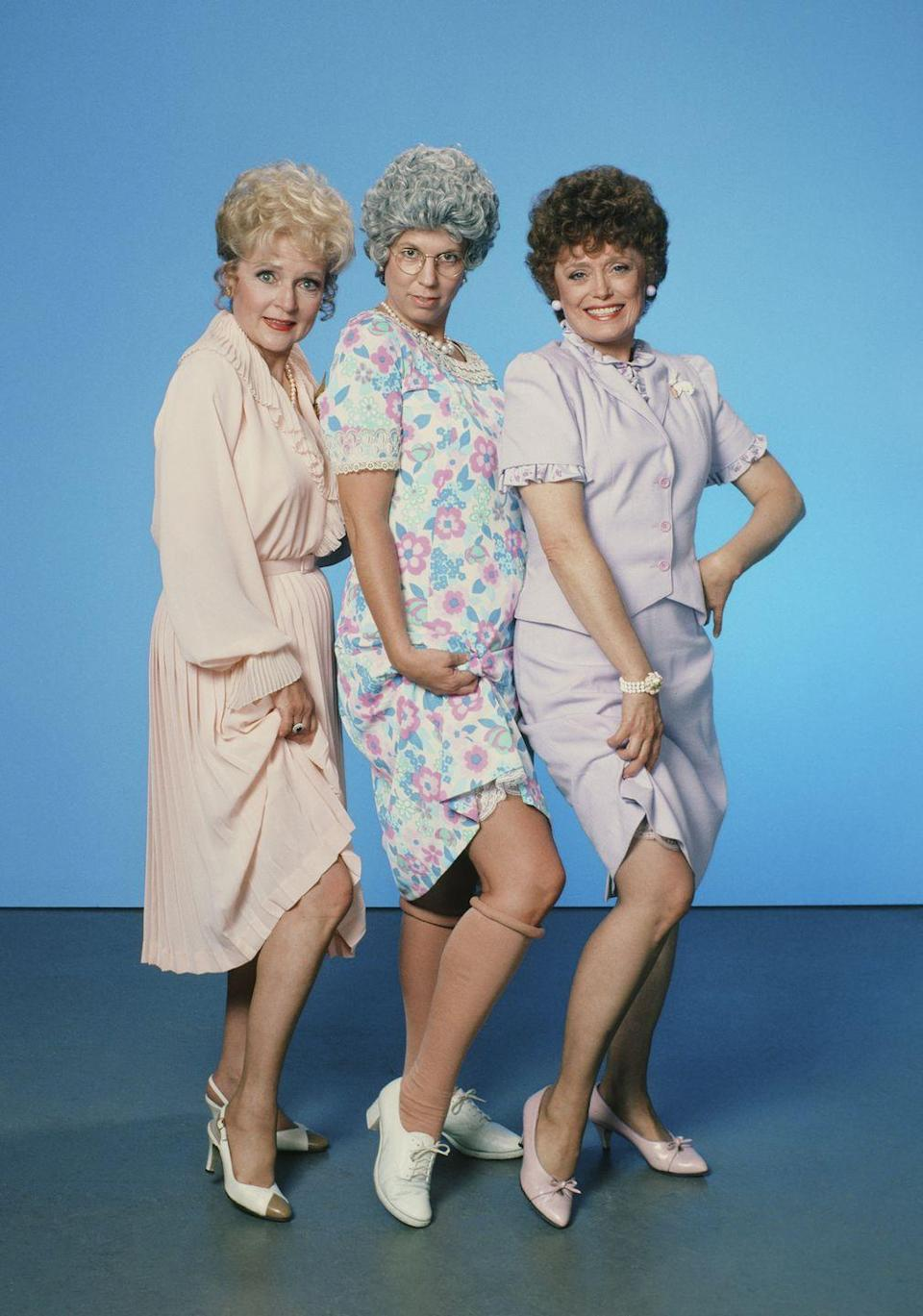 <p>For about a year, White had a recurring role on the series <em>Mama's Family</em> along with her future <em>Golden Girls</em> co-star Rue McClanahan. White played Ellen Harper Jackson, who basically originated from her character on <em>The Carol Burnett Show</em>. </p>
