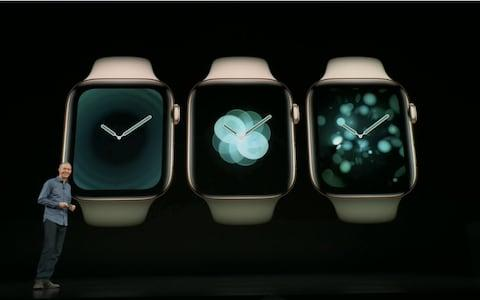 Apple Watch breath