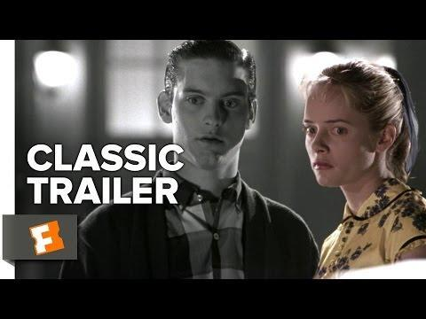 """<p>Another film that explores life imitating art, Reese Witherspoon and Tobey Maguire star as siblings who find themselves trapped in a TV show in the 1950s. While everyone onscreen seems to be happy, there's something lurking underneath the too-perfect smiles... </p><p><a class=""""link rapid-noclick-resp"""" href=""""https://www.amazon.com/Pleasantville-Tobey-Maguire/dp/B000YMHOUS?tag=syn-yahoo-20&ascsubtag=%5Bartid%7C2139.g.33024336%5Bsrc%7Cyahoo-us"""" rel=""""nofollow noopener"""" target=""""_blank"""" data-ylk=""""slk:Stream It Here"""">Stream It Here</a></p><p><a href=""""https://www.youtube.com/watch?v=dSDm62Hmbf4"""" rel=""""nofollow noopener"""" target=""""_blank"""" data-ylk=""""slk:See the original post on Youtube"""" class=""""link rapid-noclick-resp"""">See the original post on Youtube</a></p>"""