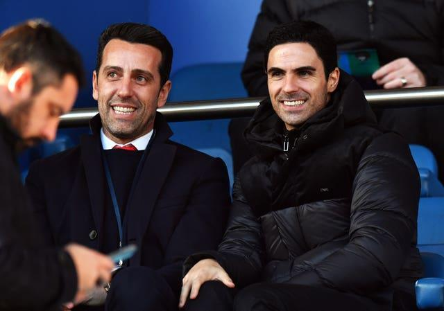 Arteta and Edu will be at the heart of Arsenal's transfer dealings.