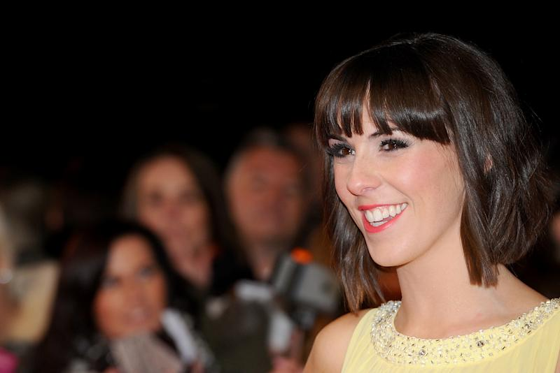 LONDON, ENGLAND - JANUARY 21: Verity Rushworth attends the National Television Awards at 02 Arena on January 21, 2015 in London, England. (Photo by Anthony Harvey/Getty Images)
