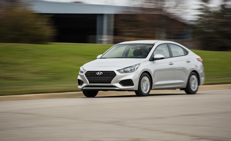 2018 hyundai accent manual for Hyundai motor vehicle finance