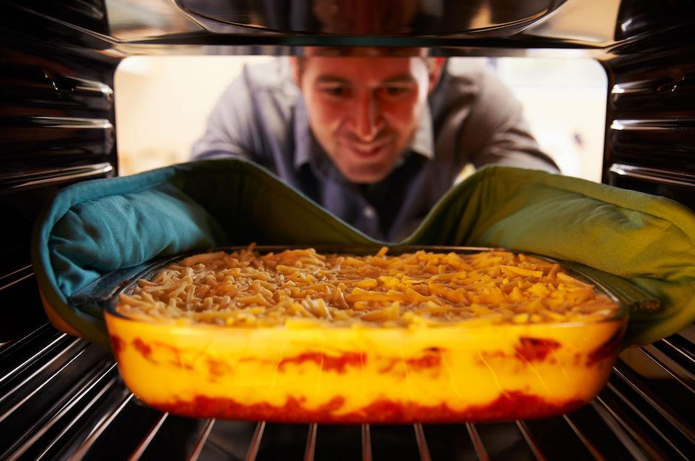 "<p>Make up one of these badboys at the weekend and you'll have plenty left for at least the first half of the week. Try <a rel=""nofollow"" href=""http://dianahenry.co.uk/recipes/squash-spinach-lasagne/"">Diana Henry's recipe</a> for Roast Squash and Spinach Lasagne. [Photo: Monkey Business Images/REX/Shutterstock] </p>"