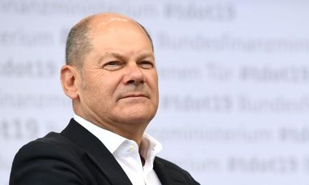 German Finance Minister Scholz vows to respect any SPD decision to quit Merkel's coalition