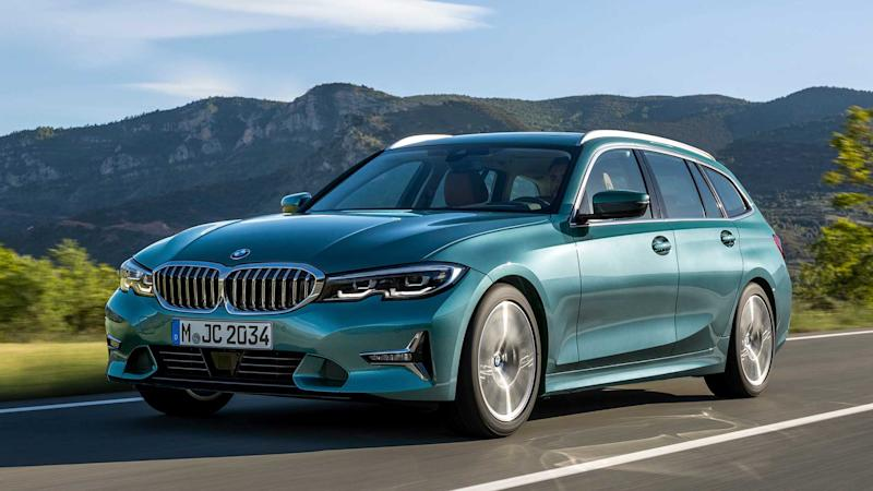 Bmw 3 Series Touring Revealed Update