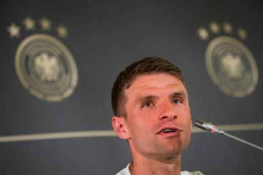 Thomas Mueller says Germany's Euro 2012 squad was divided