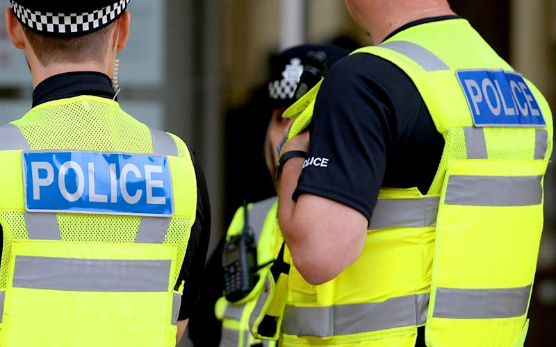 Police officer suffers severe facial injuries while trying to detain suspect in Bristol - PA