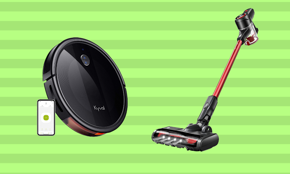 Save up to 32 percent off these top-rated vacuums today. (Photo: Amazon)