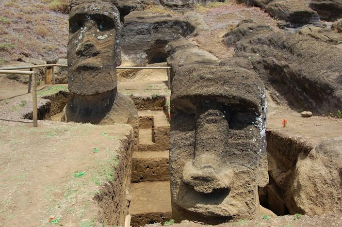 Photo credit: The Easter Island Project
