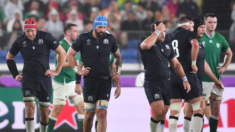 The war of words between Scotland Rugby and World Rugby has turned ugly. (Getty Images)