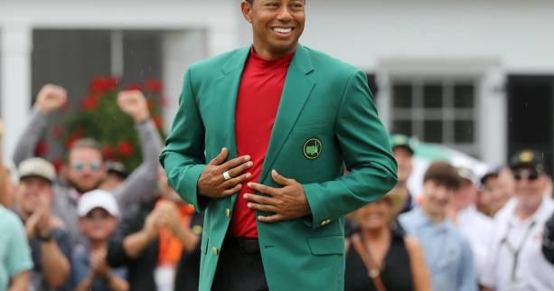 Tiger Woods sera intronisé au Temple de la renommée en 2021 — Golf