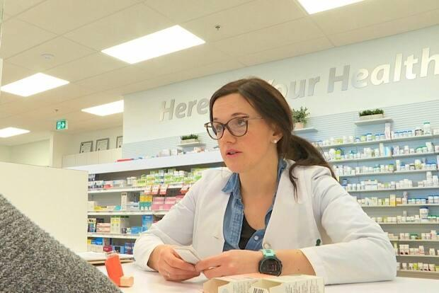 Pharmacists have actually been permitted by the province to assess and treat UTIs since October 2020, but effective April 1, the province will cover the service, so it is free of charge to Islanders.  (Nicole Williams/CBC - image credit)