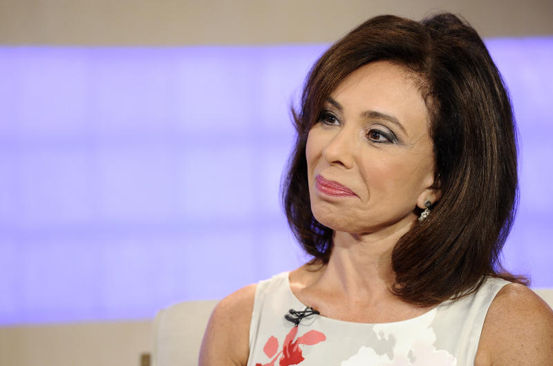 Fox News host Jeanine Pirro denied that she was under the influence during her Saturday night broadcast. (Photo: Peter Kramer/NBCU Photo Bank/NBCUniversal via Getty Images)