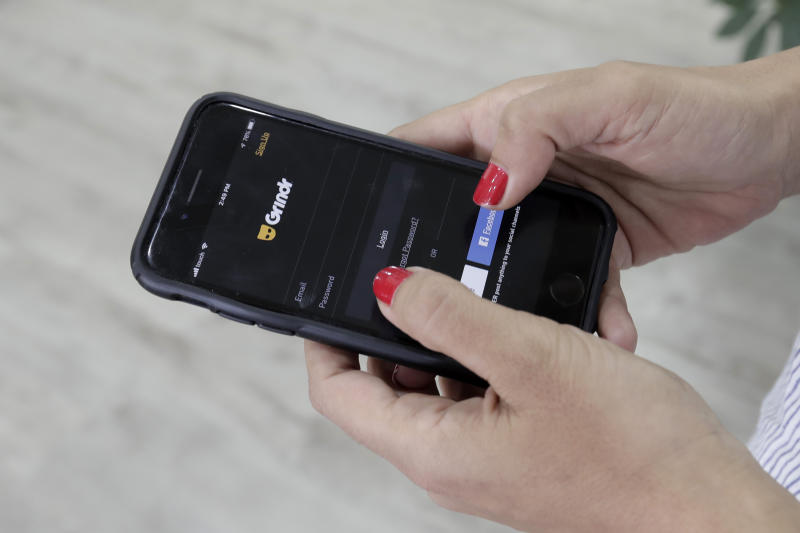 Grindr was not held liable. (Photo: AP Photo/Hassan Ammar)