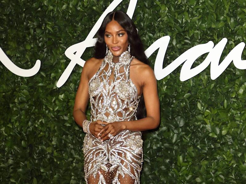Naomi Campbell makes sure young Black models don't 'go in wrong direction'
