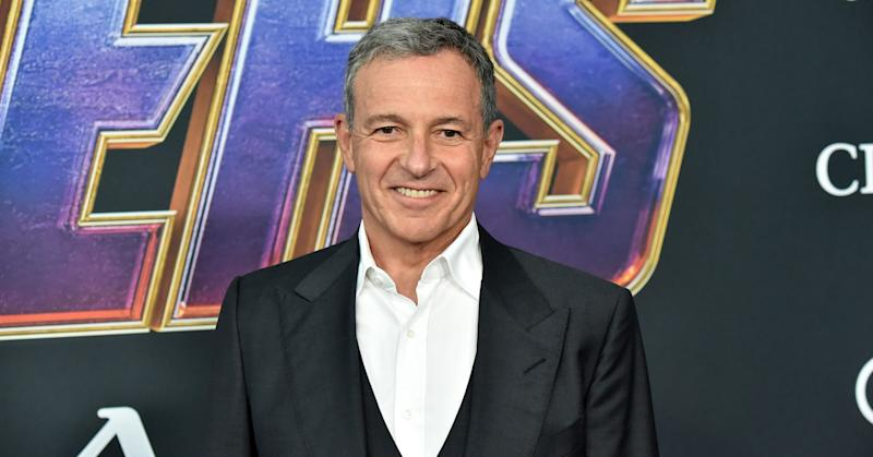Bob Iger attends the World Premiere of Walt Disney Studios Motion Pictures 'Avengers: Endgame' at Los Angeles Convention Center on April 22, 2019.