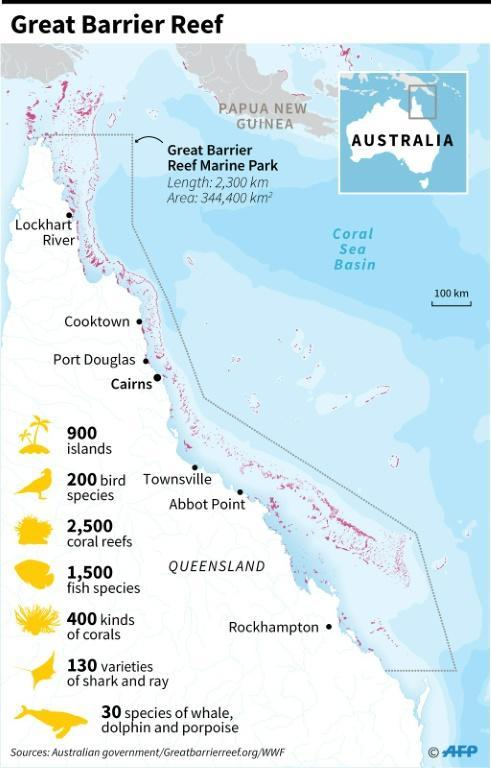 Australia Downgrades Outlook For Great Barrier Reef To Very