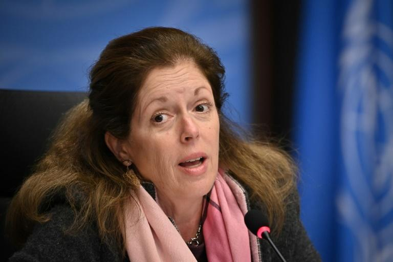 UN envoy Stephanie Williams: 'Historic moment'