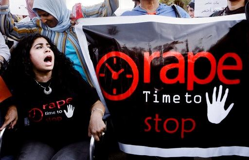 Probe Of Gang Rape Case That Shocked Egypt Ensnares Many
