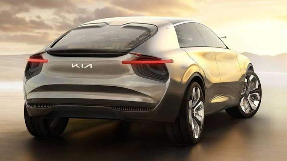 Kia to revamp brand identity as focus shifts towards electrification