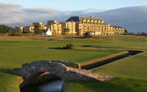 old course hotel, st andrews, scotland