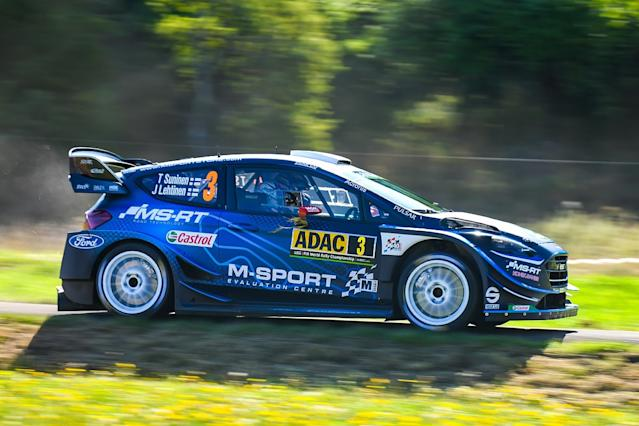 'Shocked' Lappi targets M-Sport with Citroen loss