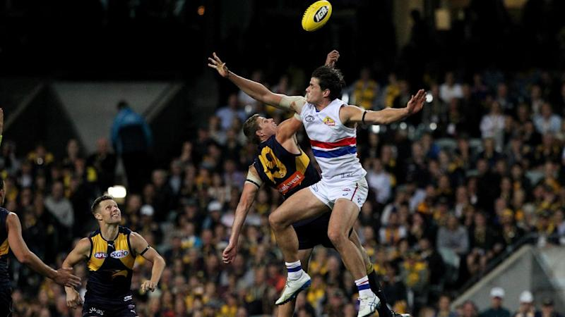 Kennedy's yips not a concern for Simpson