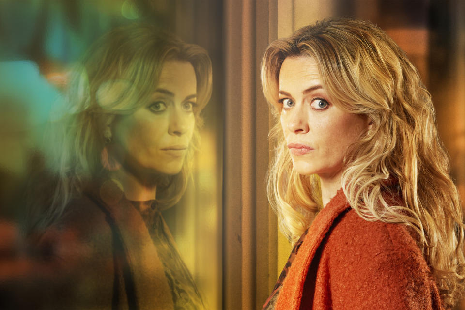 Keeping Faith S3 - Faith Howells (EVE MYLES) - (BBC/Scott Waller)