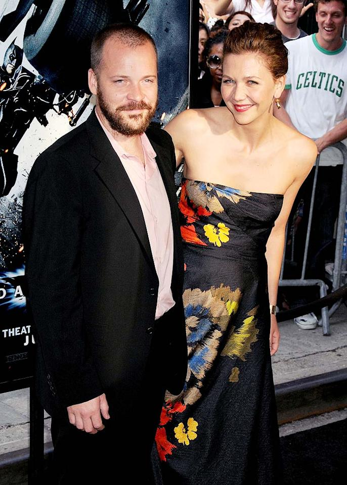 "After dating for 7 years, Peter Sarsgaard and Maggie Gyllenhaal finally tied the knot in May 2009 The couple has a daughter, Ramona, who is 2. Gregg DeGuire/<a href=""http://www.wireimage.com"" target=""new"">WireImage.com</a> - July 14, 2008"