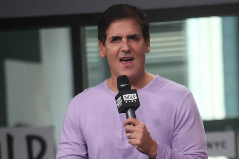 Mark Cuban: Robots Are 'Going to Cause Unemployment'