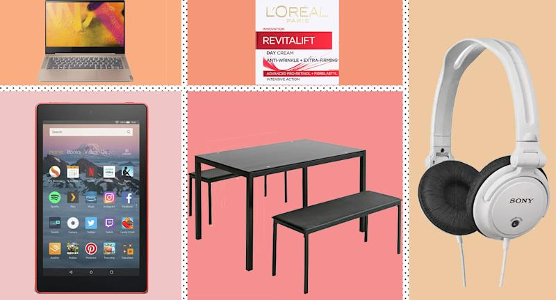 Argos' clearance is not to be missed, with huge discounts on home, electricals and beauty products. (Argos/ Yahoo Style UK)