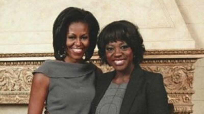 Viola Davis to play Michelle Obama in Showtime series