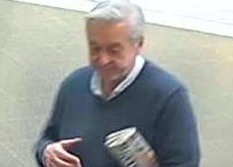 British Transport Police said a man followed the girl around Sainsbury's at Manchester Piccadilly station (PA)