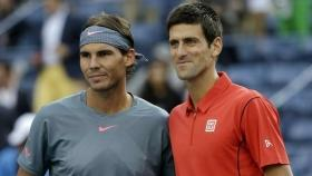 Tennis greats Rafael Nadal and Novak Djokovic to face each other in ATP Cup final