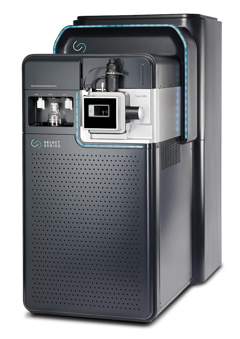 Waters Novel Cyclic IMS and New SYNAPT XS Lead Full Portfolio of Mass Spectrometry Innovations at ASMS