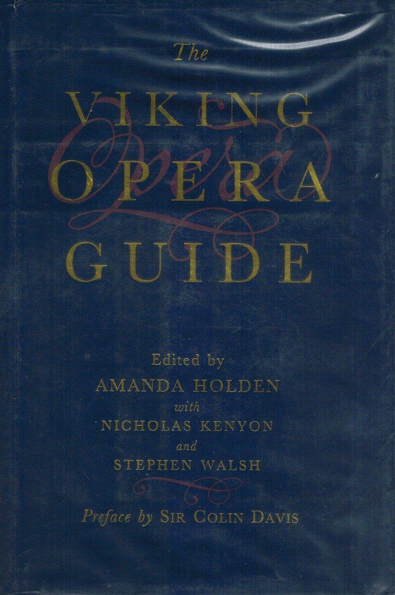 Her Viking Opera Guide was a labour of love, seven years in the making
