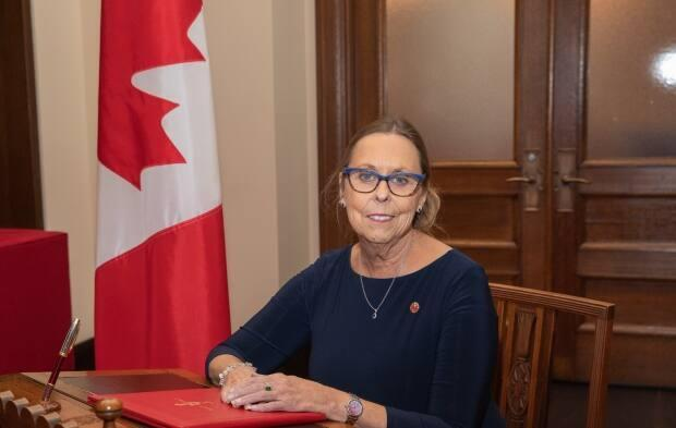 Sen. Judith Keating has died at the age of 64, her office confirmed Friday. (Senate of Canada - image credit)