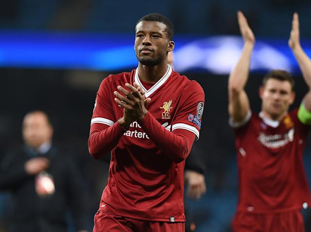 Champions League final: Victory for Liverpool could springboard us to Premier League title, say Gini Wijnaldum