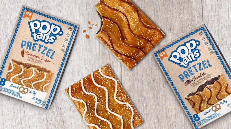 Pretzel Pop-Tarts Are Coming to Satisfy Every Sweet and Salty Craving