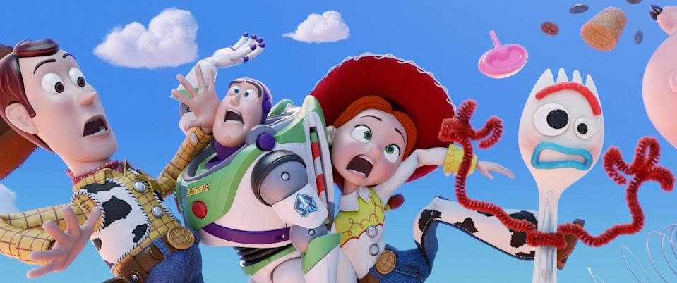 Toy Story 4 (Credit: Disney)