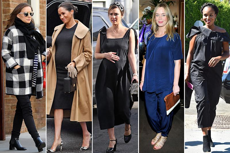 What to Buy from Hatch, the Coolest Maternity Line Loved by Meghan Markle, Kerry Washington and More