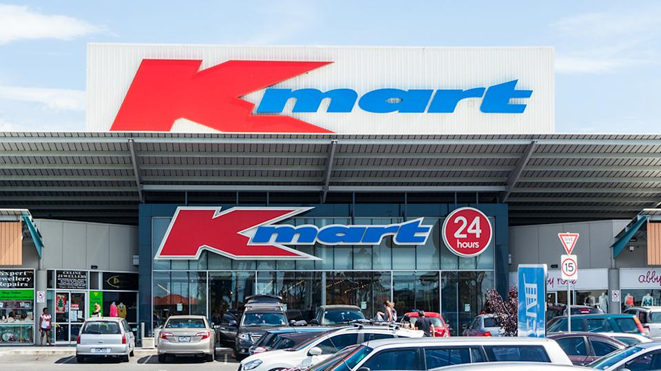 Kmart has issued an apology after customers slammed the retailer for having mostly empty shelves as most products are made overseas. Photo: Getty