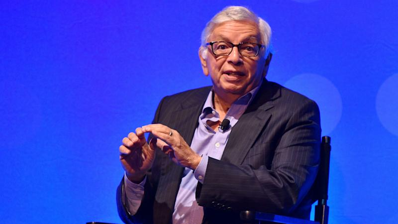 Former NBA commissioner David Stern in serious condition after suffering brain hemorrhage